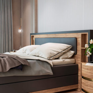 Premium Boxspringbett Nature III. Hochwertes Bett Osnabrück