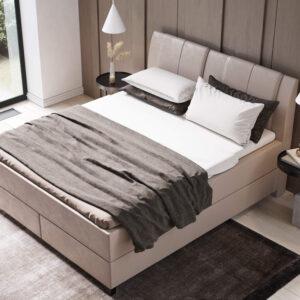 Boxspringbett June. Online-Shop. Betten online kaufen